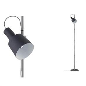 Настольная лампа Uniel Universal TLI-225 Black E27 UL-00001801