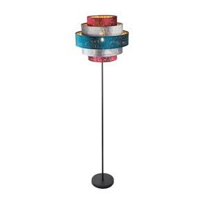 Настольная лампа ЭРА NLED-432-6W-BU Б0028464
