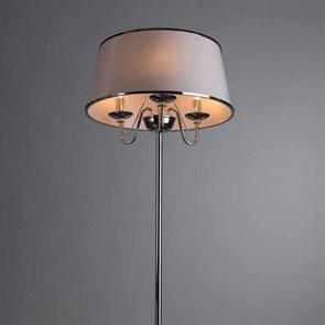 Охранный светодиодный фонарь Uniel от батареек 375х55 180 лм S-LD042-C Black 10176