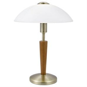 Настольная лампа Eglo Solo 1 87256