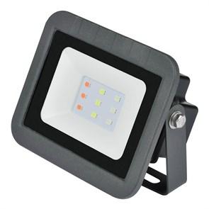 Прожектор светодиодный Volpe 10W RGB ULF-Q511 10W/RGB IP65 220-240В Black UL-00002561