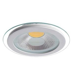 Встраиваемый светильник Arte Lamp Raggio A4210PL-1WH