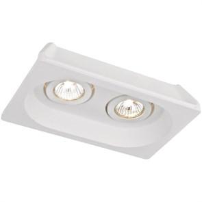 Встраиваемый светильник Arte Lamp Invisible A9215PL-2WH