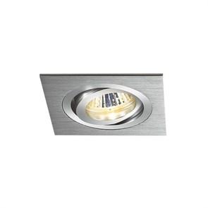 Встраиваемый светильник Elektrostandard 1011/1 MR16 CH хром 4690389055829