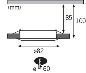 Настольная лампа Uniel ULT-P30-15W/SPFS IP40 Grey UL-00002836