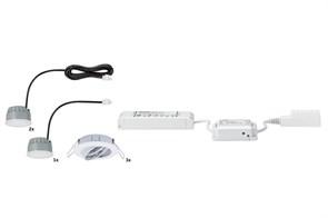 Светодиодный светильник для растений Uniel ULY-P90-10W/SPFR/K IP65 AC220V Clear KIT03 UL-00003850