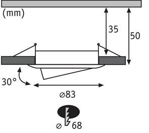 Светодиодный светильник для растений Uniel Minigarden ULT-P34-10W/SPSB IP40 White 12 UL-00004149
