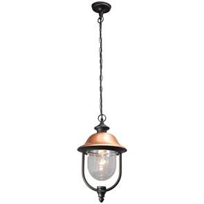 Уличный подвесной светильник De Markt Дубай 805010401