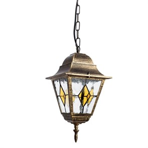 Уличный подвесной светильник Arte Lamp Berlin A1015SO-1BN