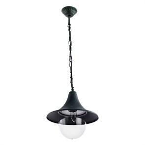 Уличный подвесной светильник Arte Lamp Malaga A1085SO-1BG