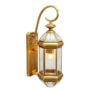 Уличный настенный светильник Chiaro Мидос 802020401