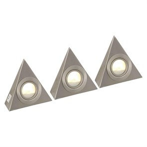 Мебельный светодиодный светильник Globo Einbaustrahler 1205-3