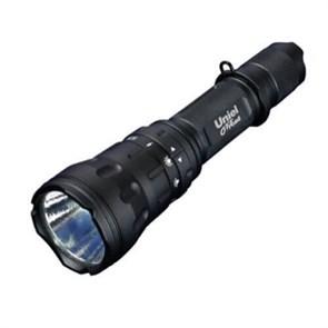 Ручной светодиодный фонарь Uniel от батареек 162х44 550 лм P-ML076-BB Black 05727