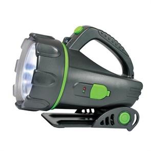 Фонарь-прожектор светодиодный Uniel аккумуляторный 160 лм S-SL011-BA Black 03489