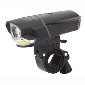 Велосипедный светодиодный фонарь ЭРА аккумуляторный 650 лм VA-901 Б0033767