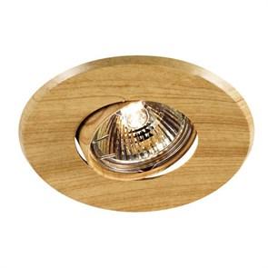 Встраиваемый светильник Novotech Wood 369709