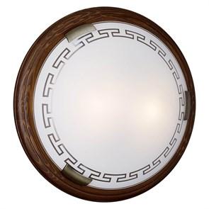 Потолочный светильник Sonex Greca Wood 360