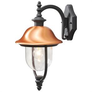 Уличный настенный светильник De Markt Дубай 805020201