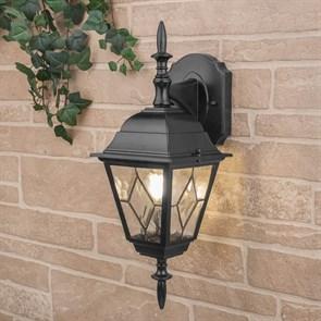 Уличный настенный светильник Elektrostandard Vega 4690389012334