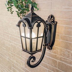 Уличный настенный светильник Elektrostandard Mira 4690389017360