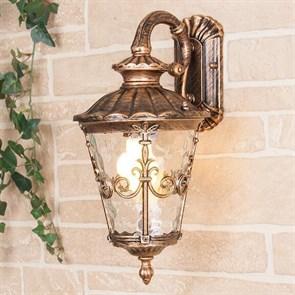 Уличный настенный светильник Elektrostandard Diadema 4690389042874