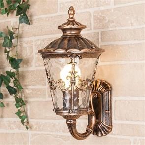 Уличный настенный светильник Elektrostandard Diadema 4690389042904