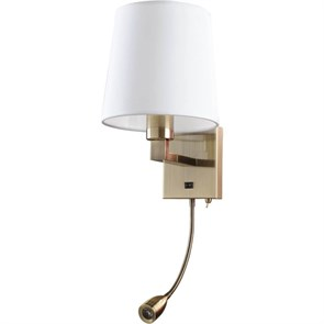 Бра Arte Lamp Hall A9246AP-2AB