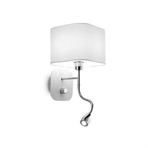 Бра Ideal Lux Holiday AP2 Bianco 124162