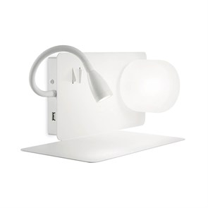 Бра Ideal Lux Book-1 Ap Bianco 174792