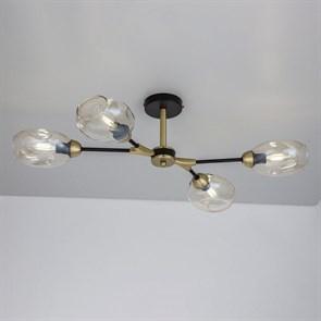 Подвесная светодиодная люстра Vitaluce V4624-1/3S