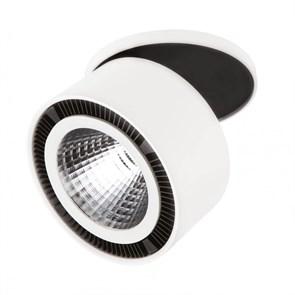Встраиваемый светодиодный спот Lightstar Forte Inca 213806