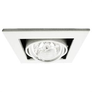 Встраиваемый светильник Arte Lamp Technika A5930PL-1WH