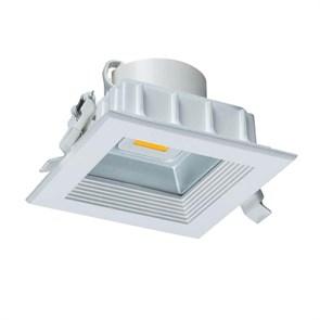 Светодиодный встраиваемый светильник Uniel 3000K ULT-D02B-8W/WW 08576