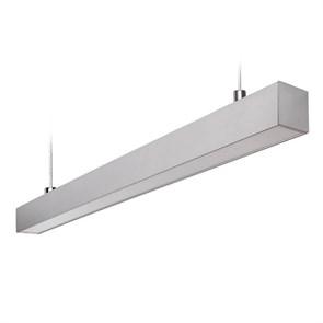 Подвесной светодиодный светильник Uniel ULO-K10D 30W/5000K/L60 IP65 Silver UL-00004209