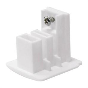 Заглушка торцевая для шинопровода Uniel UFB-C41 White 09731