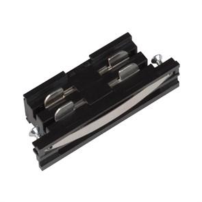 Соединитель для шинопроводов прямой внутренний Uniel UBX-A11 Black 09742