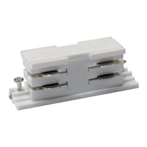 Соединитель для шинопроводов прямой внутренний Uniel UBX-A11 Silver 09743
