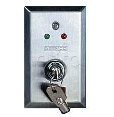4146 Переключатель взятия/снятия охраны ключевой Ademco