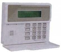 6139RUS Клавиатура управления с ЖК дисплеем ADEMCO