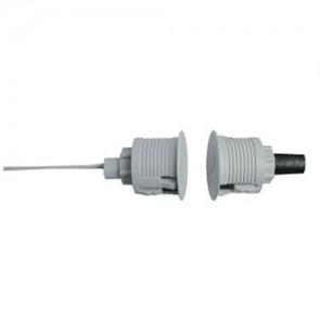 947WH извещатель магнитно-контактный для металлических дверей врезной