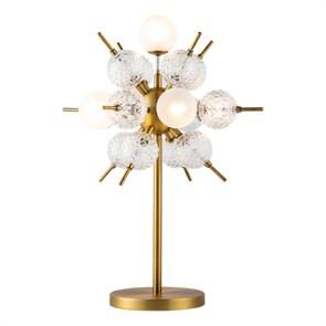 Настольная лампа iLamp Rockfeller 100T-5 Matt Bronze
