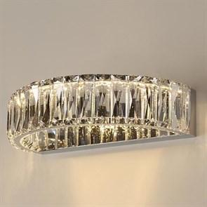 Настенный светодиодный светильник Newport 8242/A chrome М0064521