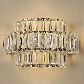 Настенный светодиодный светильник Newport 8243/A chrome М0064519