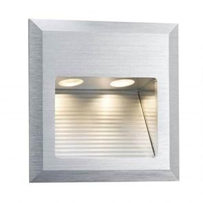 Встраиваемый светодиодный cветильник Paulmann Wall Led Quadro 93753