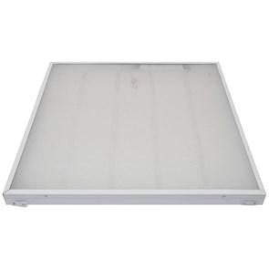 Встраиваемый светодиодный светильник Uniel ULP-6060 40W/4000К IP40 Grilyato White UL-00004250