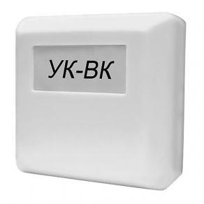 УК-ВК (исп.03) Усилитель релейный на 1 канал, входное напр. 12В, 40мА, вых. до 220В, 10А (уп.48шт.)
