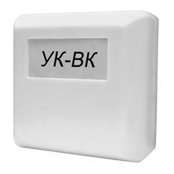 УК-ВК (исп.02) Усилитель релейный на 2 канала, входное напр. 12В, 40мА, вых. до 220В, 10А (уп.48шт.)