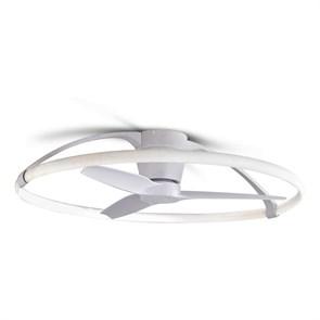 Потолочная светодиодная люстра-вентилятор Mantra Nepal 7530