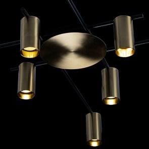 Торшер Brizzi Alora MA01625F/003 Bronze Cream