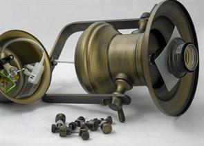 Прожектор светодиодный Volpe ULF-Q552 9W/NW IP65 Silver UL-00001430